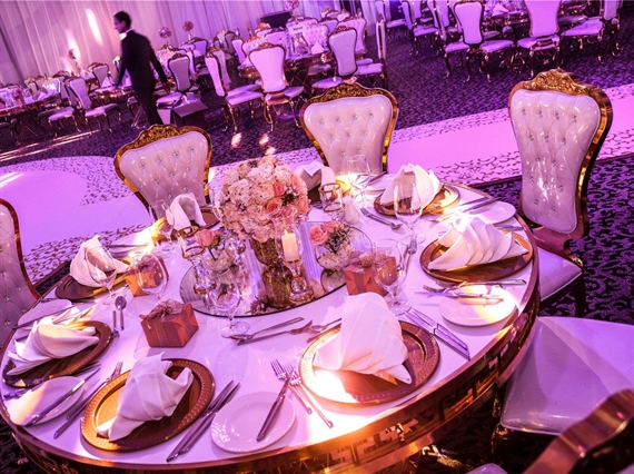 weddings le meridien dubai